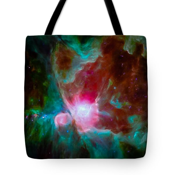 Spitzer's Orion Tote Bag