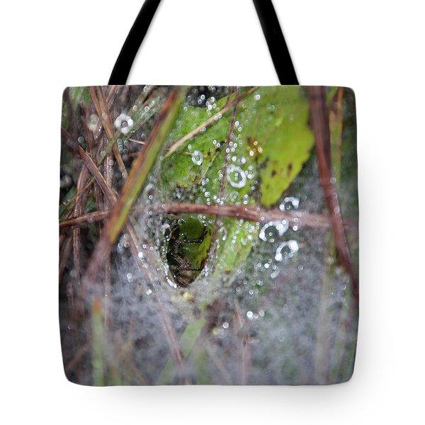 Tote Bag featuring the photograph Spl-3 by Ellen Lentsch