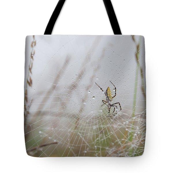 Tote Bag featuring the photograph Spl-4 by Ellen Lentsch