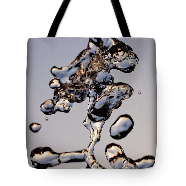Tote Bag featuring the photograph Splash 2016 by Rico Besserdich