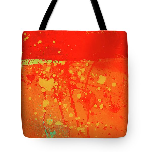 Splash 6 Tote Bag by Jane Davies