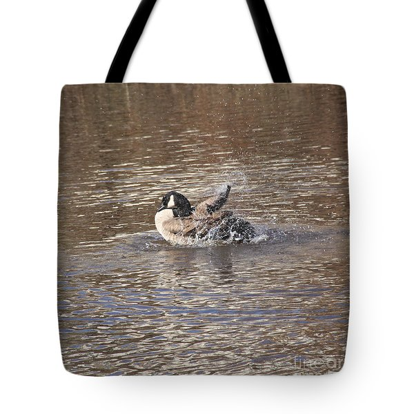 Splash About Tote Bag