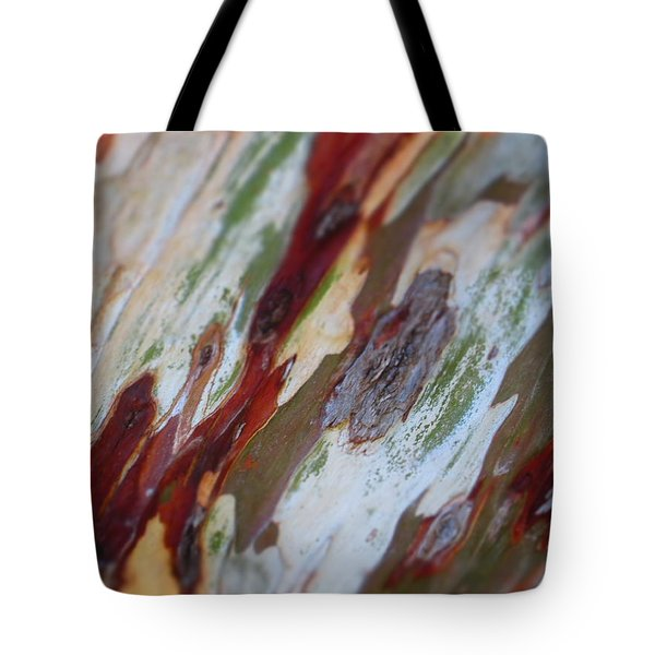 Splash Of Amber Tote Bag