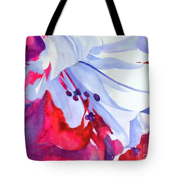 Splash Of Summer  Tote Bag