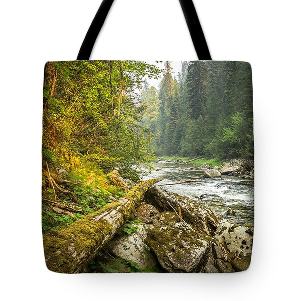 Splash Of Sunlight Tote Bag