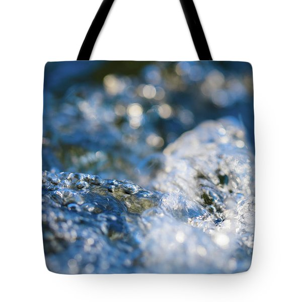 Splash One Tote Bag