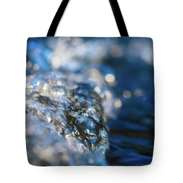 Splash Three Tote Bag
