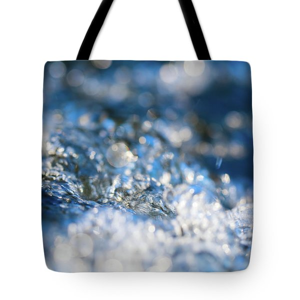 Splash Two Tote Bag