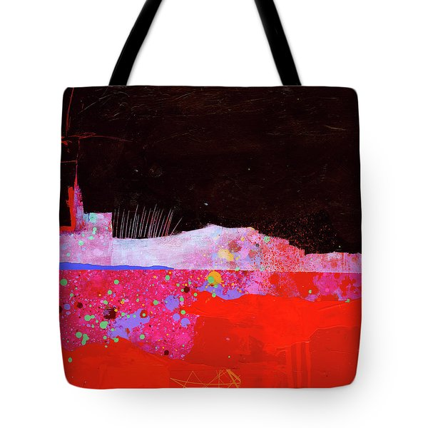 Splash#3 Tote Bag by Jane Davies