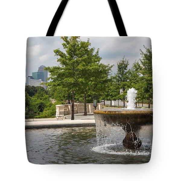 Splashable Charlotte Tote Bag by Kevin McCarthy
