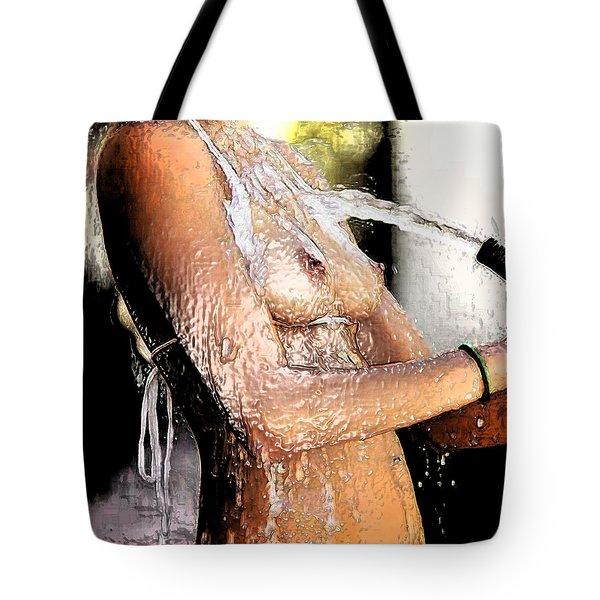 Splazh Tote Bag
