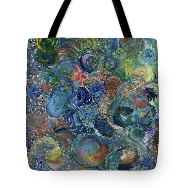 Splendid Mystery Tote Bag