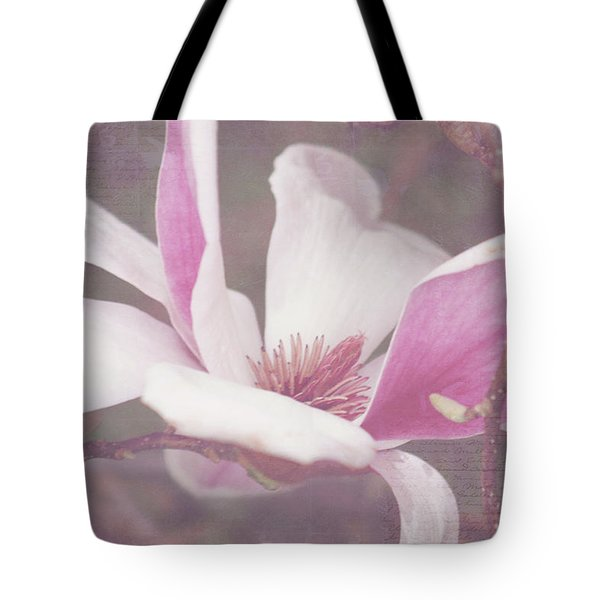 Tote Bag featuring the photograph Splendid Tulip Tree  by Toni Hopper