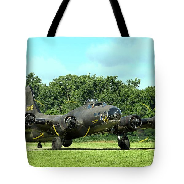 Splendor In The Grass B-17 Tote Bag