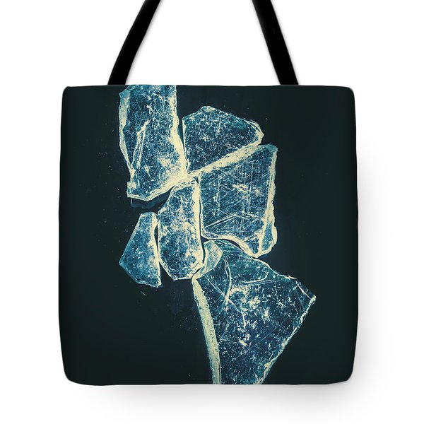 Splinters And Fractures  Tote Bag