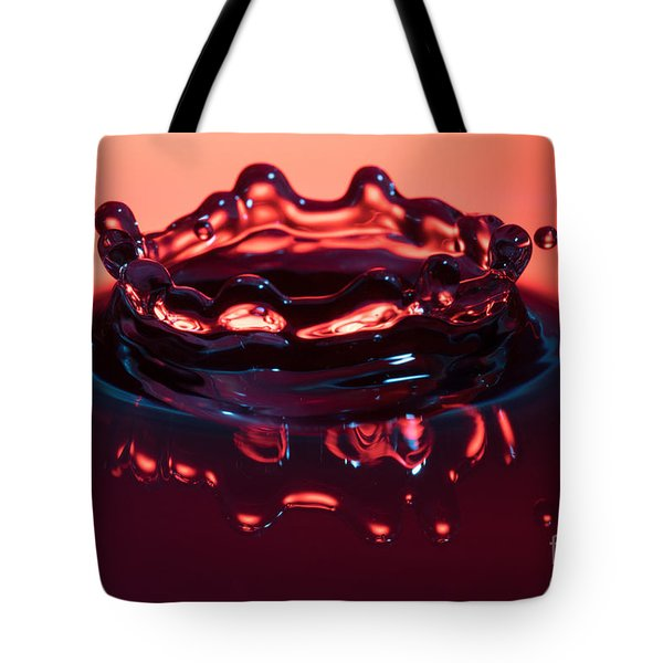 Splish Splash Tote Bag