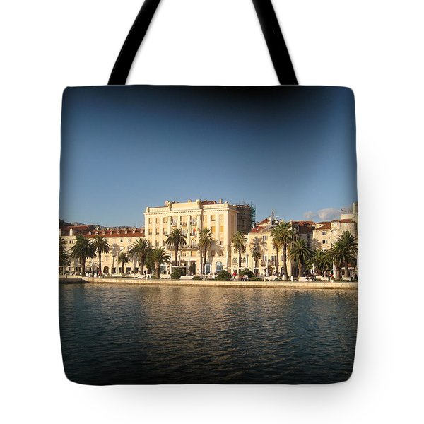Split- Croatia Tote Bag