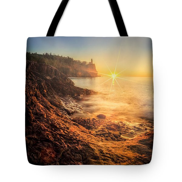 Split Rock Glory Tote Bag