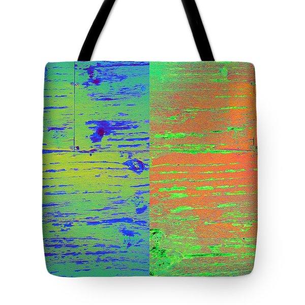 Splitsville Planet Tote Bag