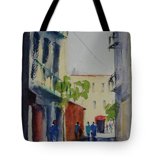 Spofford Street3 Tote Bag by Tom Simmons