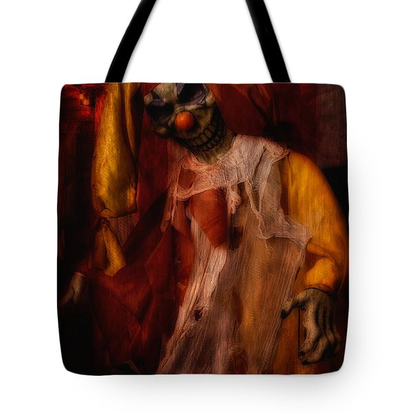 Spoils, The Clown Tote Bag