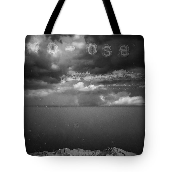 Spoken Tote Bag by Mark Ross