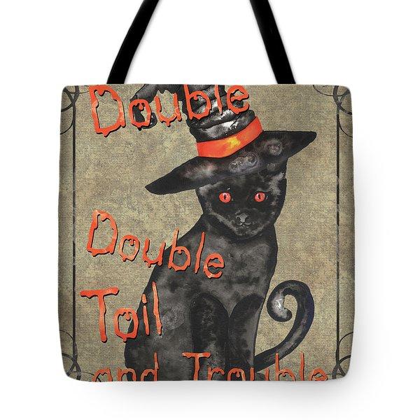 Spooky Pumpkin 3 Tote Bag
