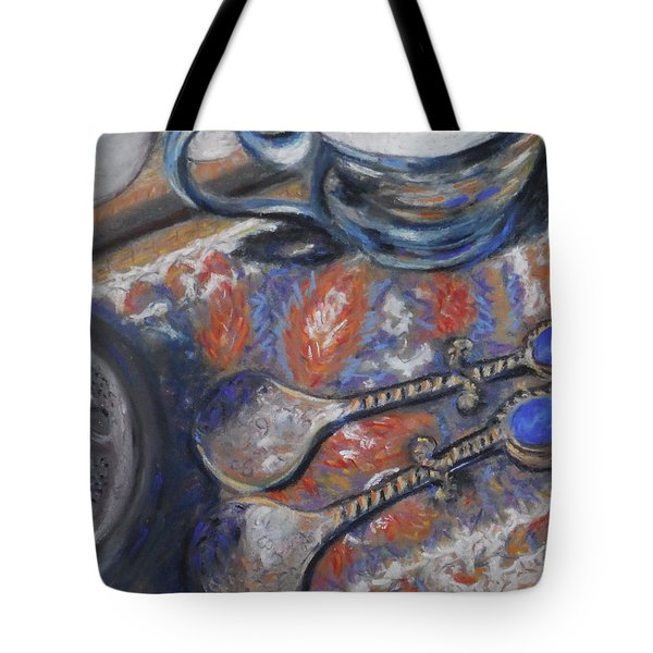 Spoons And More Tote Bag