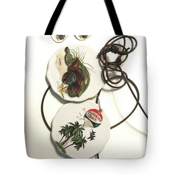 Sports Ware Jewelry Tote Bag