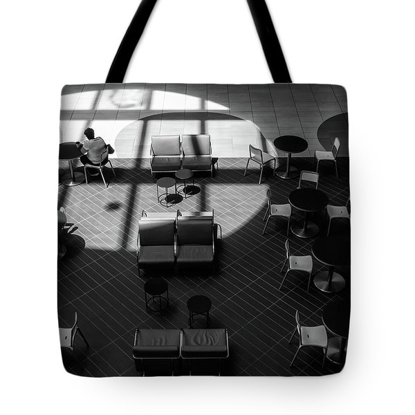 Tote Bag featuring the photograph Spotlight by Eric Lake