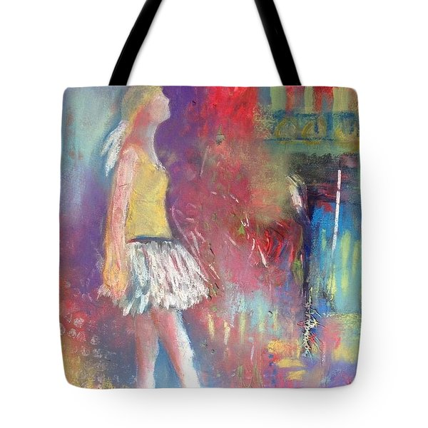 Spotlight Tote Bag