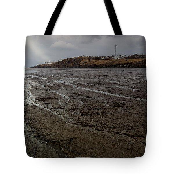 Spotlight On Iceland Tote Bag