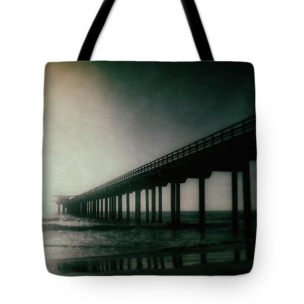 Spotlight On Scripps Tote Bag