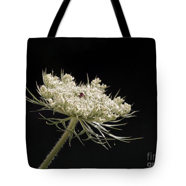 Spotlight On The Queen Tote Bag