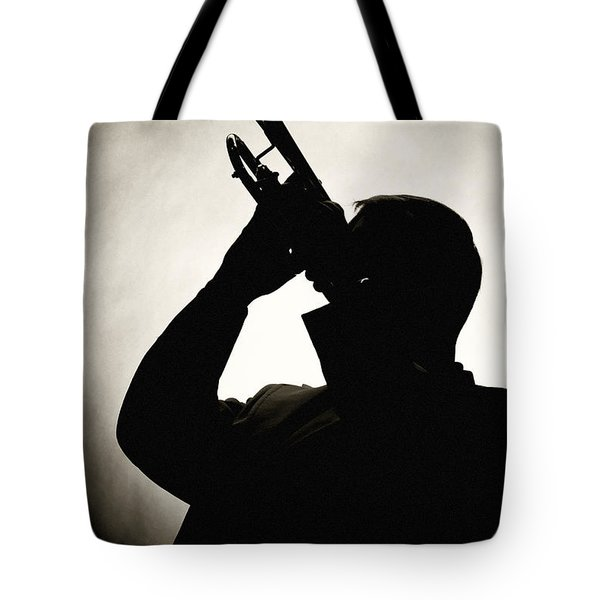 Spotlight Performer Tote Bag by M K  Miller