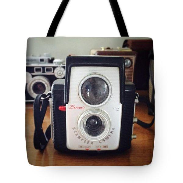 Brownie Starflex Camera Tote Bag