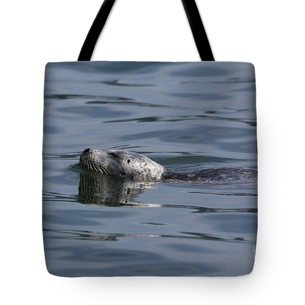 Spotted Beauty Tote Bag by Sheila Ping