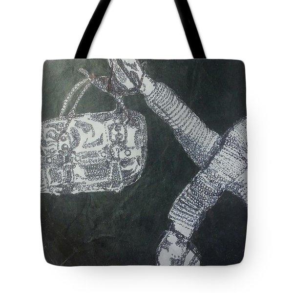Spoty Desire Tote Bag