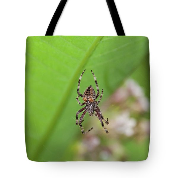 Tote Bag featuring the photograph Spp-1 by Ellen Lentsch