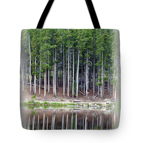 Sprague Lake 03 Tote Bag