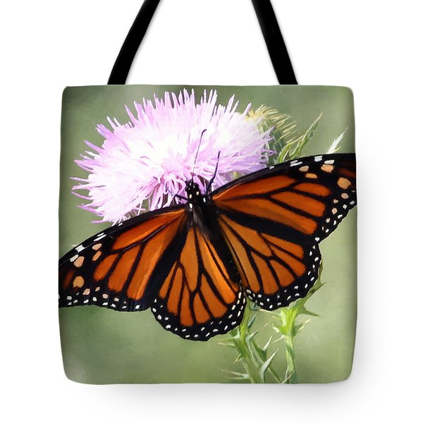 Spread Your Wings Tote Bag by Anita Oakley