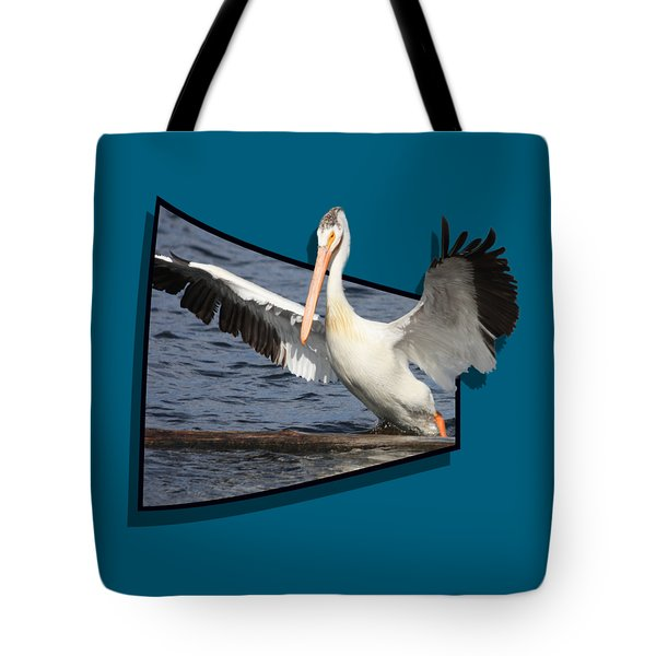 Spread Your Wings Tote Bag by Shane Bechler