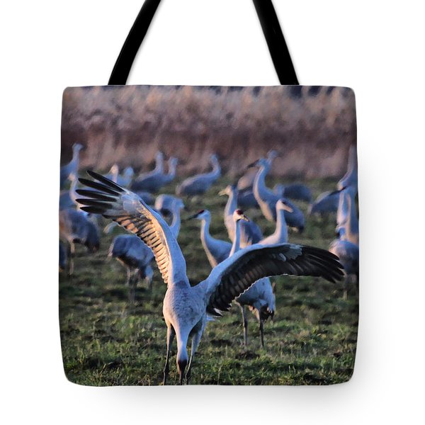 Tote Bag featuring the photograph Spread Your Wings by Shari Jardina