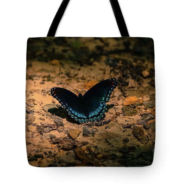 Tote Bag featuring the photograph Spreadin My Wings by Brenda Bostic