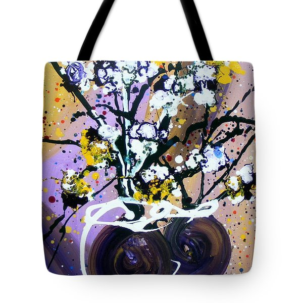 Spreading Joy Tote Bag