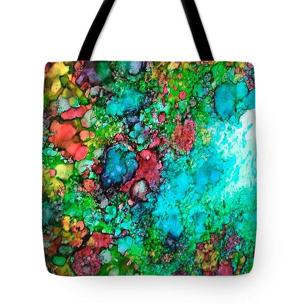 Spring 02 Tote Bag