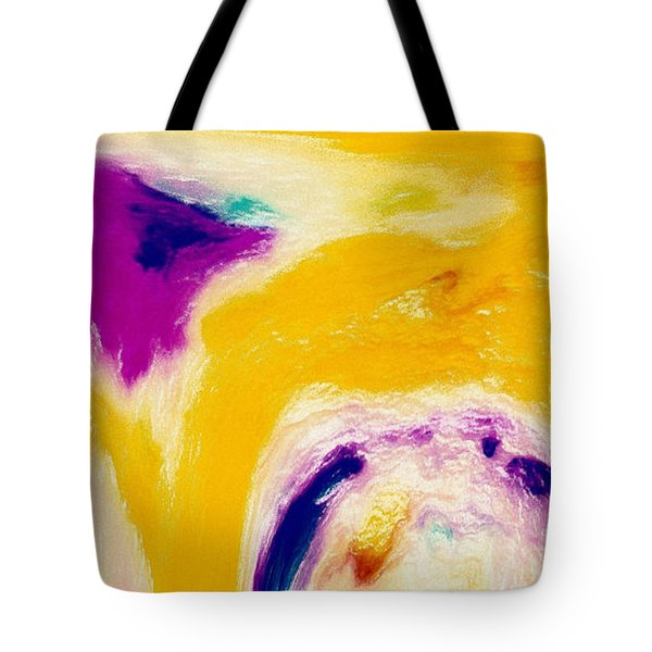 Spring 022816 Tote Bag by Matt Lindley
