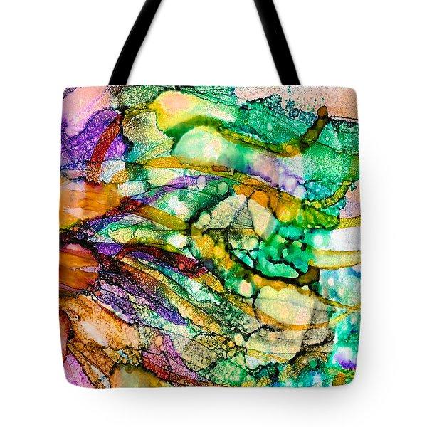Spring 03 Tote Bag