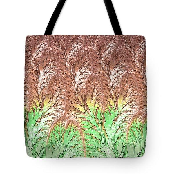 Spring 2 Fall Tote Bag