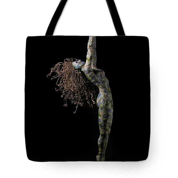 Spring A Sculpture By Adam Long Tote Bag by Adam Long